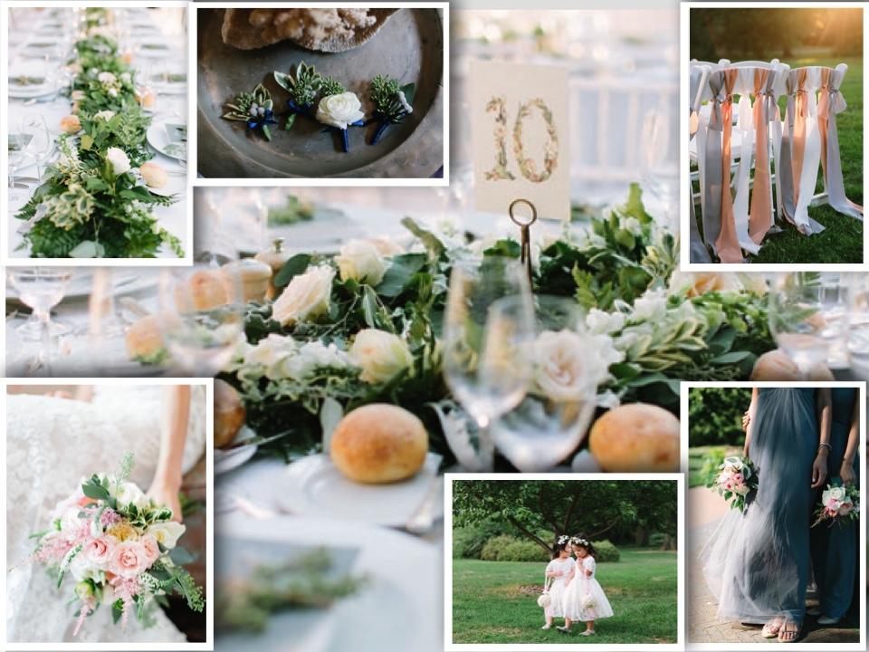 The Secret Garden Wedding