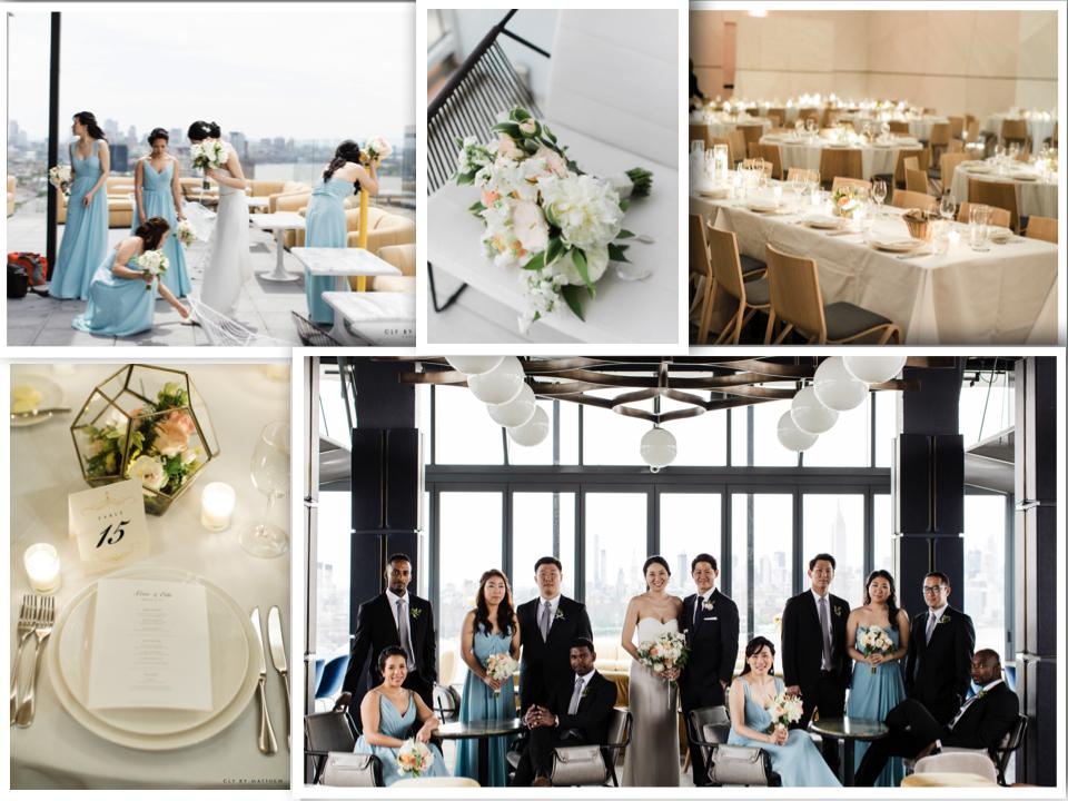 Lina Han's Wedding